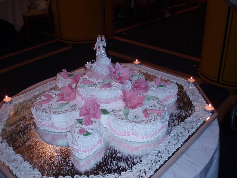 Торт на свадьбу своими руками мастер класс 38